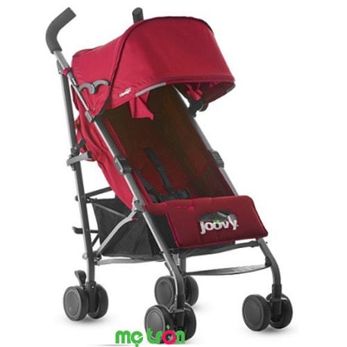 Xe đẩy trẻ em siêu nhẹ Joovy Groove từ Mỹ màu đỏ