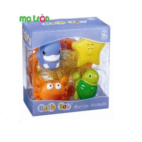 - Bộ đồ chơi nhà tắm hình thú KuKu KU1074 được làm từ chất liệu nhựa cao cấp, không BPA. - Màu sắc tươi sáng cho bé thích thú hơn khi vui chơi. - Thiết kế đẹp mắt, ngộ nghĩnh.