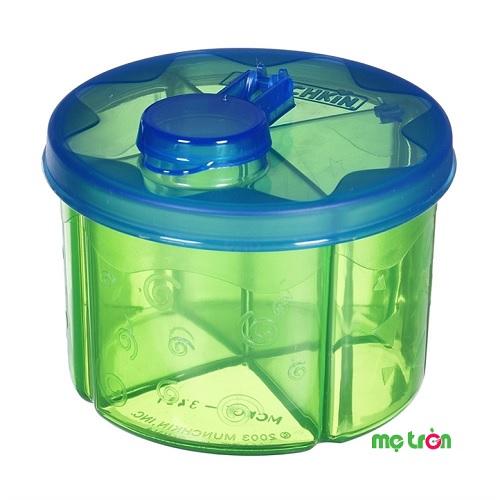 Hộp chia sữa hoặc đựng đồ ăn 4 ngăn Munchkin 80201