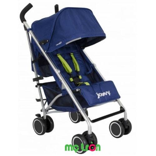 <p>Xe đẩy em bé siêu nhẹ Joovy Groove từ Mỹ màu xanh dương được nhập khẩu từ Mỹ, chế tạo bởi chất liệu siều bền và nhẹ từ vật liệu chế tạo máy bay. Xe đẩy đơn Joovy Groove màu xanh dương này là phương tiện cần thiết giúp các bà mẹ hiện đại đỡ vất vả hơn khi cùng con đi mua sắm, du lịch mang đến cho bé cảm giác thoải mái khi sử dụng.</p>