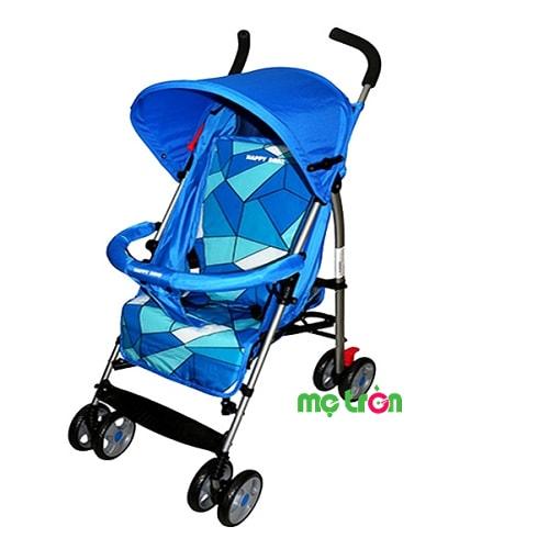 Xe đẩy em bé Happy Dino LD399 xanh dương được thiết kế vô cùng gọn nhẹ sẽ giúp mẹ cảm thấy tự tin hơn mỗi khi đẩy xe, bên cạnh đó sản phẩm cũng được tích hợp nhiều tính năng vượt trôi bảo vệ tối đa cho bé trong mọi điều kiện thời tiết. Xe đẩy rất thích hợp với những gia đình thường xuyên đi dạo chơi, du lịch.