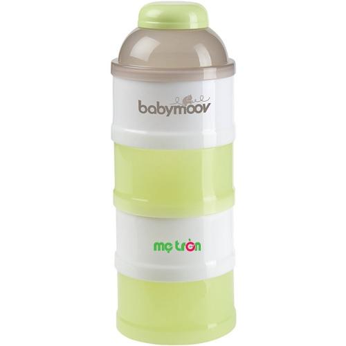 Hộp chia sữa 4 tầng Babymoov - sản phẩm chính hãng Pháp