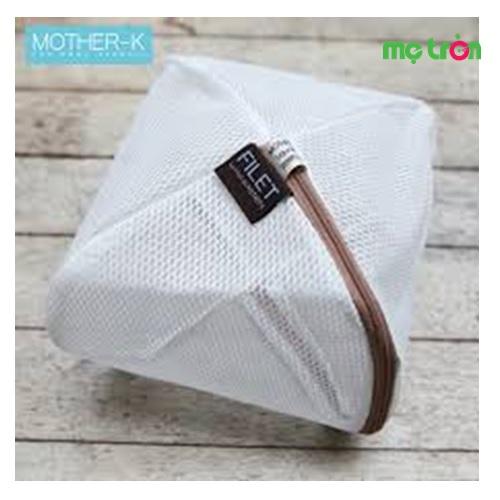 Túi giặt đồ cho bé MotherK Hàn Quốc bảo vệ quần áo cho bé