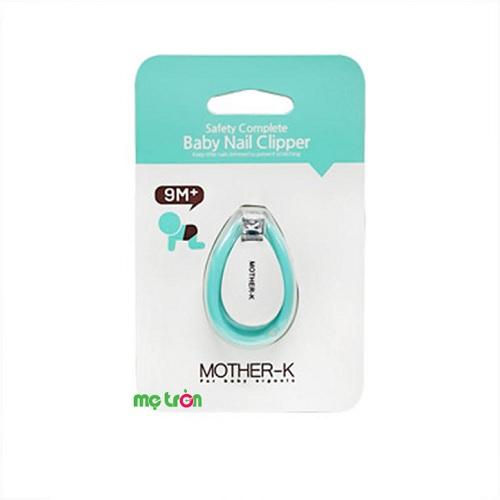 Cắt móng tay MotherK Hàn Quốc từ nhựa và kim loại an toàn