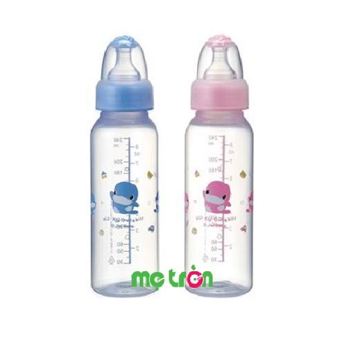 Bình sữa KUKU PP 60ml 5926 giúp bé tự giữ bình bú cách dễ dàng được làm từ chất liệu nhựa PP, hoàn toàn không chứa BPA gây hại cho sức khỏe của bé. Bình sữa được thiết kế nhỏ gọn giúp bé dễ dàng cầm nắm.