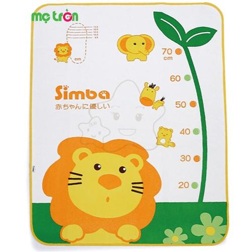 Tấm lót chống thấm Simba S5162 an toàn cho bé