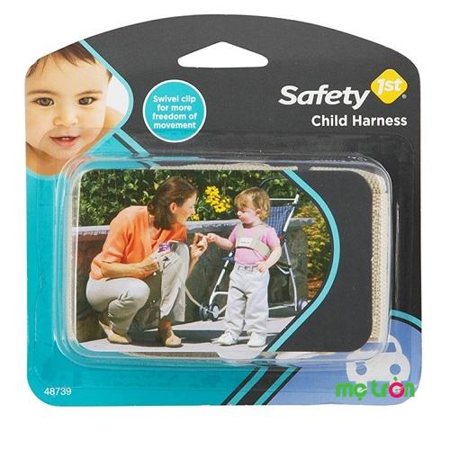 Dây dẫn đeo vào người bé Safety-48739 chất liệu 100% cotton sẽ giúp bạn thoải mái dắt bé khi đi mà không lo phải còng lưng xuống mỏi mệt và bé cũng có thể giữ được thăng bằng khi đi một cách vững chãi, mang đến cảm giác thoải mái đôi tay, trau dồi thêm kinh nghiệm tập đi cho trẻ mà không sợ bị ngã.