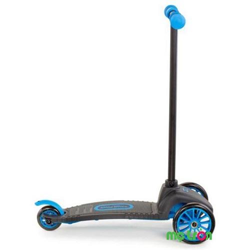 Xe trượt Scooter Little Tikes LT-630927 màu xanh blue được thiết kế với kiểu dáng xinh xắn nhưng không kém phần năng động, mang đến sự hứng thú cho trẻ từ lần đầu nhìn thấy. Sản phẩm được làm từ chất liệu bền, kết cấu vững chắc cùng với thiết kế sinh động, phù hợp dành riêng cho các bé từ 2 tuổi đến 6 tuổi.