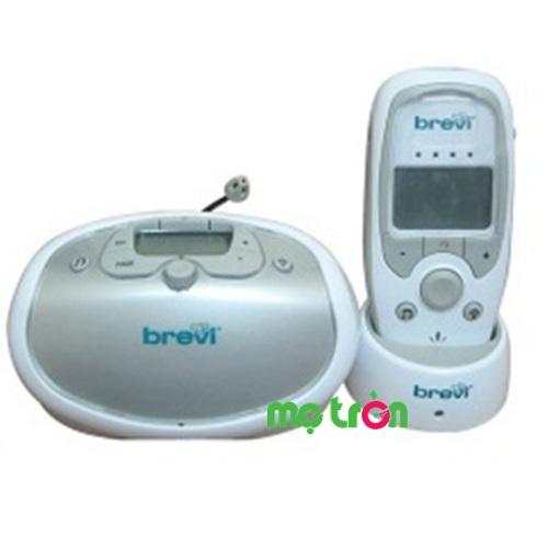 <p>Máy báo khóc 2 chiều Brevi Bre 382 công nghệ hiện đại được thương hiệu Brevi sử dụng công nghệ truyền âm hai chiều trực tuyến giúp mẹ có thể vừa lắng nghe tiếng động, tiếng bi bô của con vừa làm việc khi không ở bên cạnh con. Máy gồm 2 thiết bị, trong đó một bộ đàm cho bé có chế độ nhạc và phát ánh sáng ban đêm để bé ngủ ngon và ít quấy khóc hơn.</p>