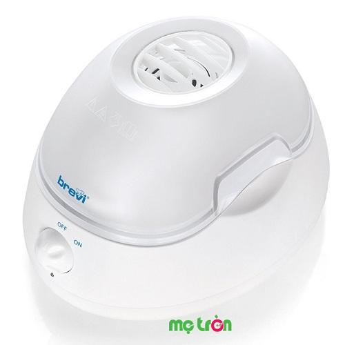 Máy tạo độ ẩm Brevi tiết kiệm 30% điện năng BRE 355 là công cụ thanh lọc không khí hữu ích, giúp không khí trong căn phòng của bạn trở nên mát mẻ và trong lành. Sử dụng mát tạo hơi ẩm cũng giúp bé và các thành viêc trong gia đình tránh được một số bệnh về hô hấp.