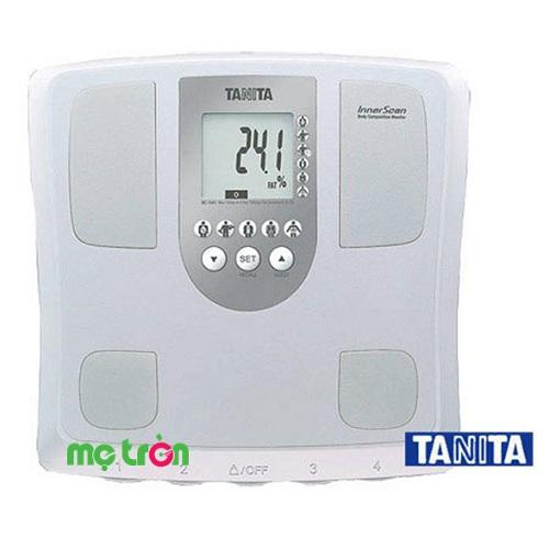 Cân sức khoẻ và phân tích cơ thể toàn diện Tanita BC541 là sản phẩm mới của thương hiệu Tanita, dành cho các gia đình có thể chăm sóc sức khỏe cho trẻ và cả nhà. Sản phẩm giúp theo dõi và hỗ trợ hướng tới một sức khỏe tốt nhất cho mọi người. Với công nghệ hiện đại, cân sức khỏe và phân tích cơ thể sẽ đo chính xác phần trăm chất béo trong và phân tích cơ thể giúp giảm nguy cơ mắc các bệnh nguy hiểm.