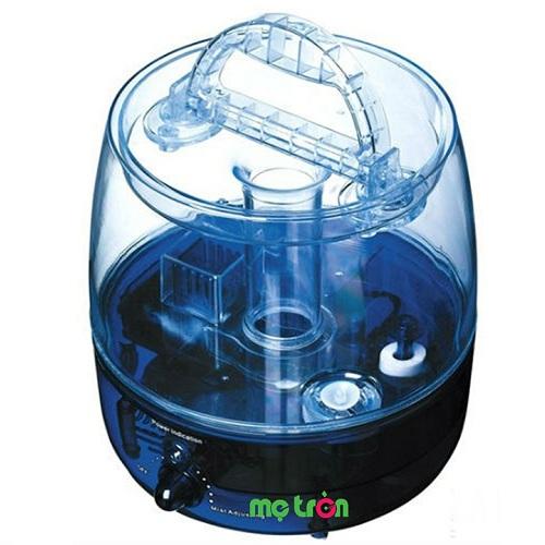 <p>Máy tạo hơi ẩm phun sương ánh sáng xanh mát dễ chịu Laica HI3006 là sản phẩm tiện ích mang lại không gian ẩm mát và làm dịu nhiệt độ trong gian phòng của bạn. Máy thiết kế với công nghệ sóng siêu âm biến các nước thành các hạt sương siêu mỏng, cung cấp độ ẩm cho căn phòng khi thời tiết hanh khô. Ngoài ra, việc sử dụng Máy tạo hơi ẩm Laica HI3006 còn giúp hạn chế các bệnh nguy hiểm về hô hấp, dị ứng, bệnh truyền nhiễm cho bé và cả gia đình, bảo vệ sức khỏe tốt nhất.</p>
