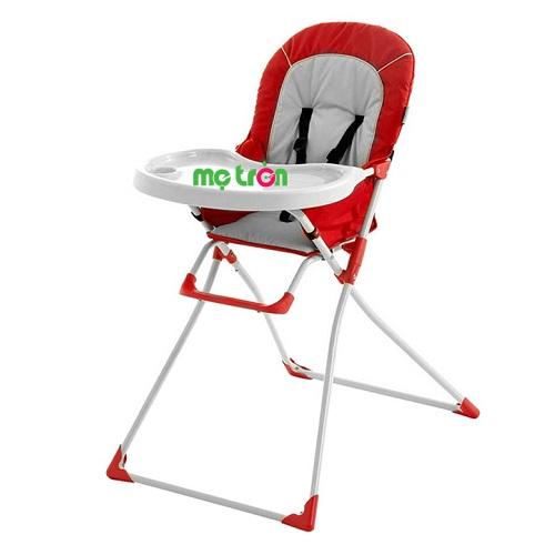 Ghế ăn bột Mac đỏ chất liệu nhựa cao cấp Hauck ES639313 là sản phẩm chất lượng và có nhiều tiện ích. Với thiết kế chắc chắn, 5 điểm đai an toàn kèm hệ thống khóa giúp bé sẽ ngồi vững vàng, chắc chắn nhưng vẫn thoải mái. Khi tháo khay ăn, ghế trở thành ghế tựa để bé ngồi chơi. Vì vậy, sản phẩm có thể dùng trong suốt giai đoạn trưởng thành của bé từ 6 tháng cho đến 3 tuổi.