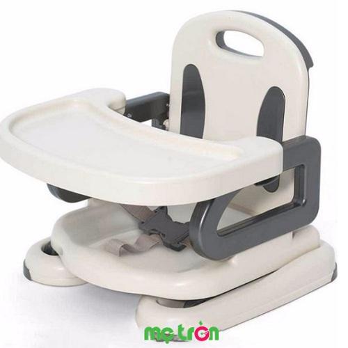 Với những tính năng như có đai thắt bảo vệ, dễ dàng điều chỉnh 3 mức độ cao khác nhau và có thể gấp gọn để di chuyển hay mang đi chơi xa thì mẹ hoàn toàn có thể yên tâm chọn chiếc ghế Mastela màu ghi 07110 cho bé để giúp bé yêu phát triển tốt nhất.