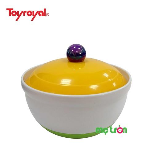 <p>- Âu bằng nhựa Toyroyal 6730 được làm từ chất liệu cao cấp, an toàn.</p> <p>- Thiết kế độc đáo, giống như chiếc âu thật sự cho bé hứng thú vui chơi.</p> <p>- Tăng cường các kỹ năng cầm nắm đồ vật.</p>