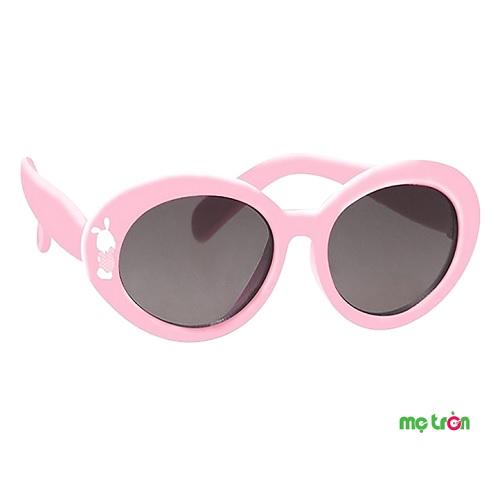 Kính râm chống tia UV Aphrodite Chicco màu hồng 0M+ được thiết kế với các tính năng cải tiến vượt trội, mắt kính và gọng siêu bền và khả năng chống lóa, chống xướt mang đến sự bảo vệ tối ưu nhất cho trẻ. Sản phẩm phù hợp với các tiêu chuẩn và yêu cầu an toàn từ ECC Châu Âu giúp loại bỏ các tia UVA và tia UVB, thích hợp sử dụng cho cả bé trai và bé gái.