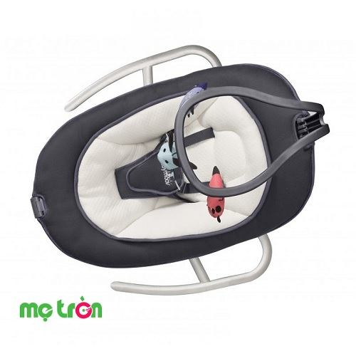 Chiếc ghế rung đa chiều Babymoov Swoon Motion là sản phẩm cao cấp được thiết kế sang trọng theo phong cách châu Âu. Những tính năng đặc trưng của chiếc ghế rung này là chế độ rung nhẹ thoải mái, lớp nệm mềm mại êm ái. Đặc biệt là sự kết hợp hoàn hảo giữa sự chuyển động và âm nhạc du dương giúp đưa bé yêu của bạn vào giấc ngủ dễ dàng.