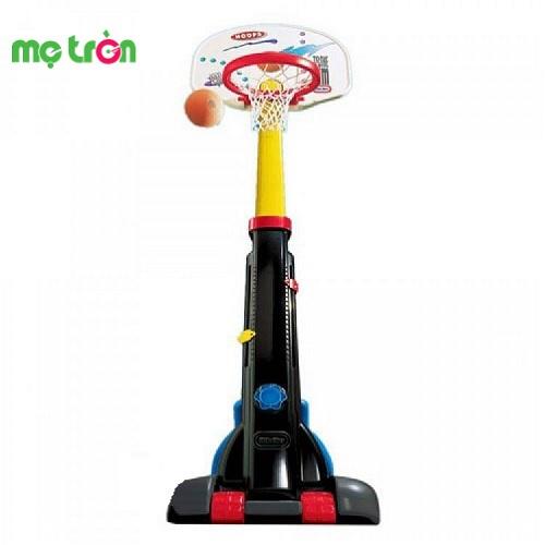 - Bộ bóng rổ dành cho bé lớn (cao 2m6) Little Tikes LT-433910060 được làm từ chất liệu an toàn. - Kích thích các khả năng vận động cho bé. - Thích hợp sử dụng cho các bé từ 3 tuổi trở lên.