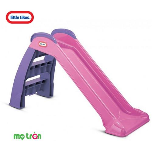 - Cầu tuột đơn nhỏ cho bé Little Tikes 99cm LT-172410E3 được làm từ chất liệu an toàn. - Kích thích các khả năng vận động cho bé. - Thích hợp sử dụng cho các bé từ 1,5 tuổi trở lên.