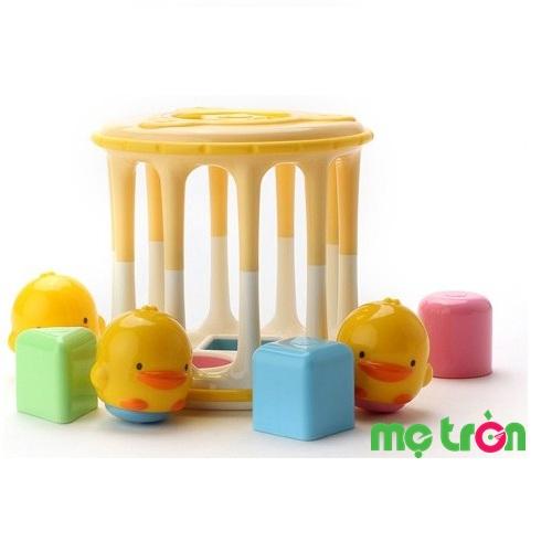- Đồ chơi xếp khối Piyo Đài Loan PY-700002B được làm từ chất liệu cao cấp, an toàn cho bé. - Tăng cường khả năng vận động và kích thích các giác quan của bé phát triển. - Dành cho các bé từ 6 tuổi trở lên.