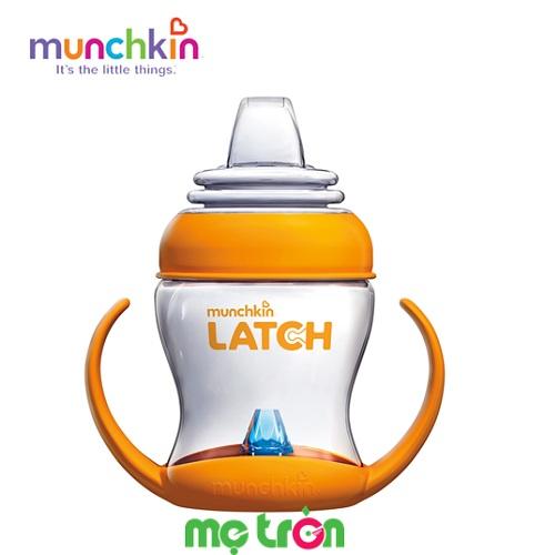 Cốc tập uống Munchkin Latch tay cầm tiện lợi