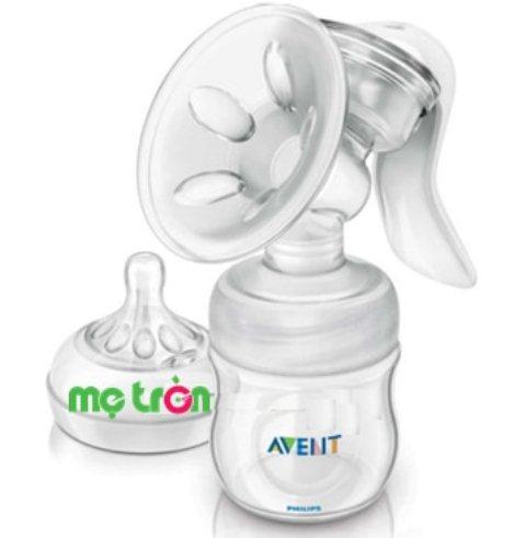 <p>Máy hút sữa bằng tay Philips Avent Natural model 2013 BPA Free bằng nhựa trongđược sản xuất từ chất liệu cao cấp BPA Free đảm bảo an toàn tuyệt đối cho mẹ và bé. Quy trình hút sữa vô cùng đơn giản, giúp mẹ vừa có thể ngồi thư giãn vẫn vừa hút sữa một cách đơn giản và tự nhiên nhất.</p>