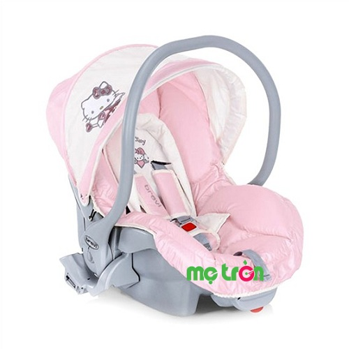 Nôi xách tay Brevi Smart Grillo Hello Kitty BRE454-022HK