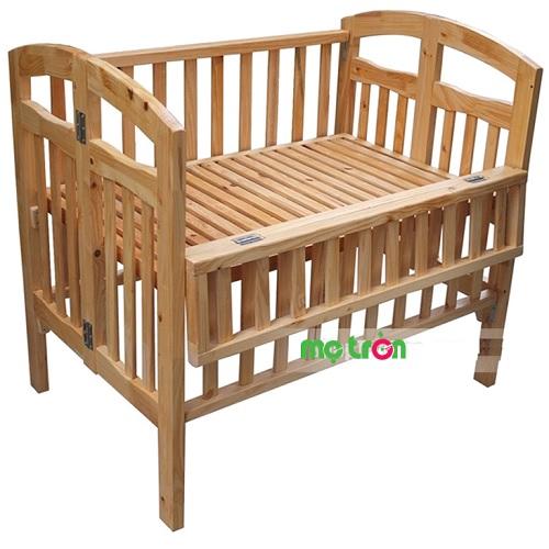 Cũi gỗ thông XK 70x110cm sản xuất theo tiêu chuẩn quốc tế