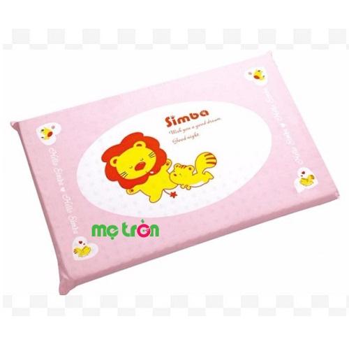 <p>Gối cao su chống ngạt thoáng khí (kèm bao gối) Simba S8106 được nhập khẩu chính hãng từ Đài Loan. Gối được làm từ chất liệu 100% cotton, đảm bảo an toàn tuyệt đối cho làn da mỏng manh của bé. Ngoài ra, gối giúp bé tập tư thế ngủ an toàn và điều chỉnh nhịp thở đều đặn.</p>