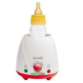 Máy hâm nóng sữa, thức ăn và tiệt trùng bình sữa ở nhà và trên xe hơi Brevi Bre372 được làm từ chất liệu nhựa cao cấp đảm bảo an toàn tuyệt đối cho sức khỏe bé yêu. Ứng dụng công nghệ hiện đại giúp nhanh chóng tiệt trùng bình sữa, hâm sữa và hâm thức ăn vô cùng tiện lợi.