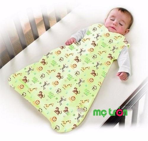 Túi ngủ cho bé Summer hình động vật đáng yêu nhiều màu