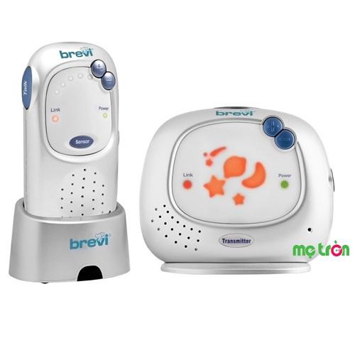Máy báo khóc hai chiều Brevi Digital Baby BRE 381