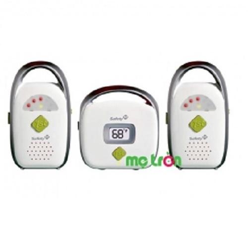 Máy báo khóc đôi Safety 08092 có 2 máy nhận tín hiệu