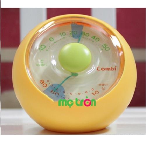 Đồng hồ đo nhiệt độ và độ ẩm Combi chính xác