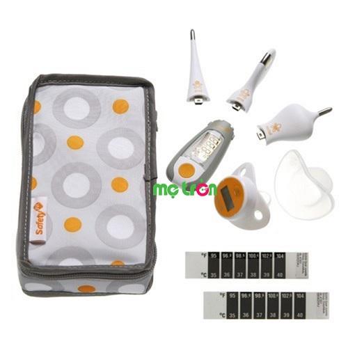 Bộ túi đo nhiệt độ gia đình tiện dụng và chính xác Safety-49555