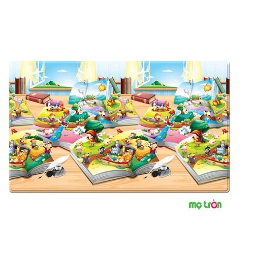 Thảm chơi thông thái Playmat Dwinguler chính hãng Hàn Quốc là một vật dụng nội thất và cũng là 1 loại đồ chơi mà trẻ em ham thích. Sản phẩm được thiết kế với những hình ảnh được hoài hòa và sinh động như những khu rừng có nhiều loài sinh vật giúp bé được an toàn và vui thích hơn khi chơi hằng ngày.