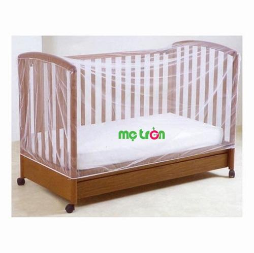 Màn chống muỗi che cũi cho bé Chicco được làm từ chất liệu vải lưới màn dày dặn, có bền cao, khó rách thủng, và bảo vệ Bé một cách tối ưu. Bé thoải mái chơi vui hay ngủ rất ngon mà không lo bị muỗi hay côn trùng cắn.