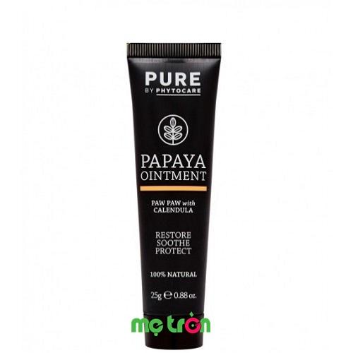 Kem đa năng pure Papaya Ointment 25 gr cho gia đình