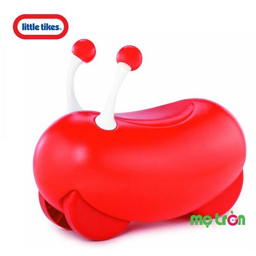 Xe chòi chân hình hạt đậu đáng yêu màu Hồng Little Tikes LT-634116
