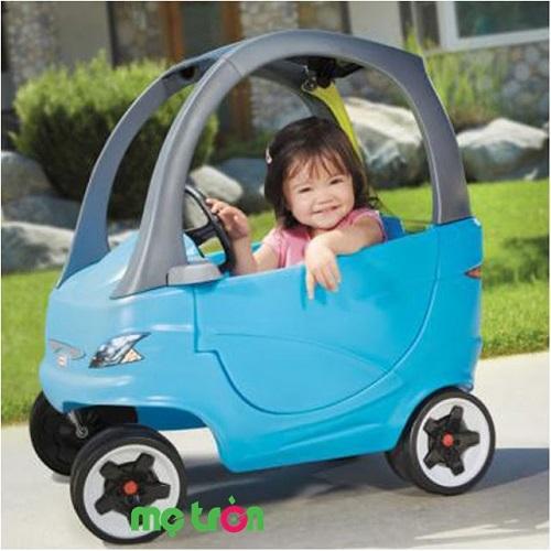 Xe chòi chân thể thao đáng yêu màu xanh Little Tikes LT-631573