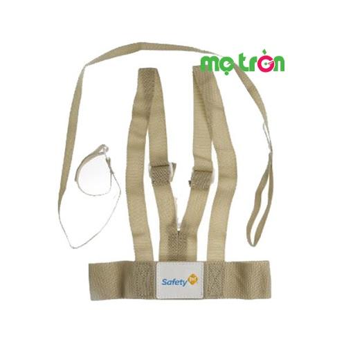 Dây dẫn đeo vào người bé Safety-48739 chất liệu 100% cotton
