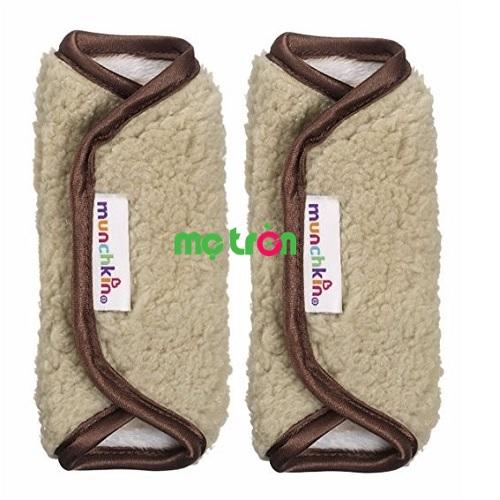 Bọc dây an toàn Munchkin 20044 thiết kế mềm mại và an toàn