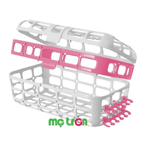 Giỏ dùng trong máy rửa bát Munchkin sản xuất từ chất liệu nhựa an toàn