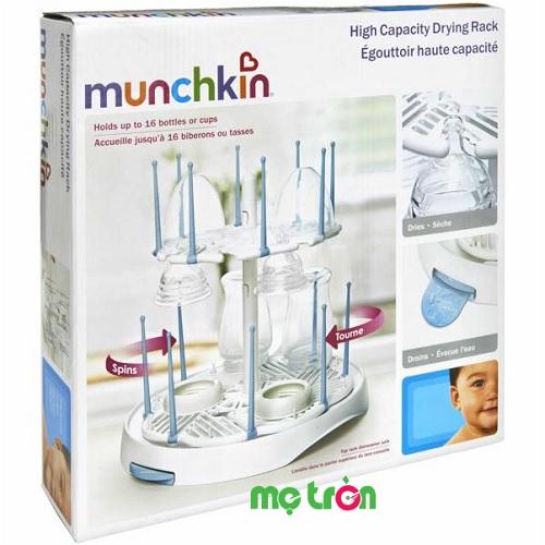 Giá úp bình sữa Munchkin Latch thiết kế 2 tầng tiện lợi