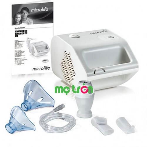 Máy xông mũi họng dùng cho trẻ em và người lớn Microlife từ Thụy Sĩ NEB50A