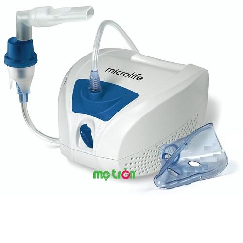 Máy hỗ trợ xông mũi họng công nghệ hiện đại Microlife NEB100 là dòng sản phẩm được ứng dụng công nghệ hiện đại phun khí dung, tạo ra hạt mịn, có độ bền cao, thiết kế gọn nhẹ và dễ sử dụng. Sản phẩm có tác dụng điều trị các các bệnh về đường hô hấp như viêm họng, viêm mũi, xoang, viêm phế quản hay viêm phổi và cả hen suyễn,…