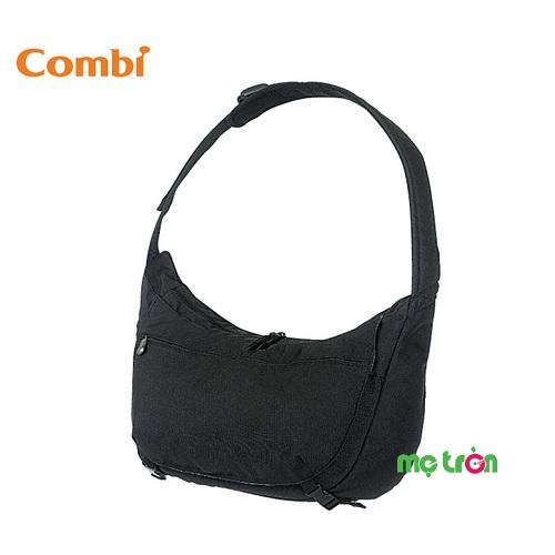 Túi xách cho mẹ Combi MB80 BK - Màu đen là một trong những sản phẩm mang thương hiệu Combi được rất nhiều các mẹ tin dùng, ưa thích nhất tại Nhật Bản cũng như các nước khác trên thế giới. Chiếc túi này sẽ giúp mẹ có thể dễ dàng mang theo những đồ dùng, phụ kiện cần thiết trong mỗi lần cho bé ra ngoài.