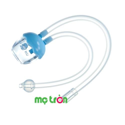 Dụng cụ hút mũi dây bằng silicone mềm KuKu Ku5342 dùng cho bé từ sơ sinh