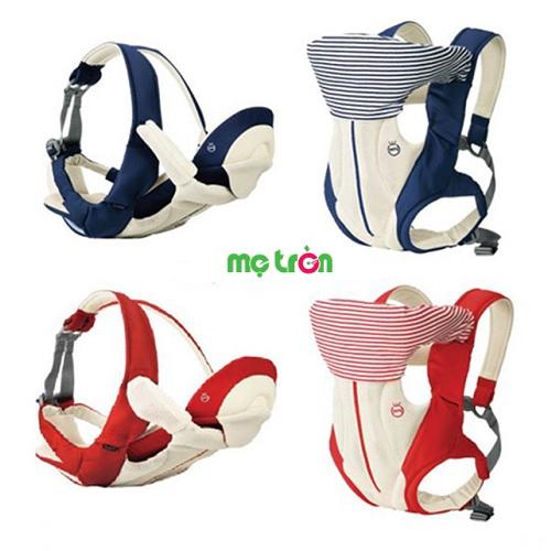 <p>Địu Combi 4 cách Premium Breezing tiện lợi và an toàn là sản phẩm địu chất lượng cao cấp của thương hiệu Combi Nhật Bản. Sản phẩm được thiết dành cho trẻ từ sơ sinh đến 36 tháng tuổi sử dụng. Mẹ có thể địu 4 cách vô cùng tiện lợi, với thiết quai địu giúp bố mẹ phân tán lực đều trên 2 vai, chống đau mỏi khi đeo địu trong thời gian dài.</p>