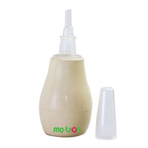 - Đầu dụng cụ được làm bằng chất liệu silicone mềm, đảm bảo không làm đau mũi bé. - Vật liệu an toàn không BPA. - Có nắp đậy đảm bảo vệ sinh sau khi hút mũi cho bé.